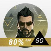 Androidアプリ「Deus Ex GO」のアイコン