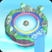Androidアプリ「クリスタルラッシュ。ダイヤモンドワールド」のアイコン