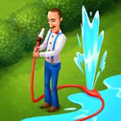 Androidアプリ「ガーデンスケイプ(Gardenscapes)」のアイコン