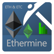 Androidアプリ「Ethermine Pool Stats Monitor」のアイコン
