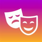 Androidアプリ「『有名人診断』顔をカメラで診断するアプリ!!」のアイコン