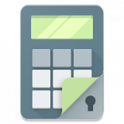 Androidアプリ「Calculator — Keep Private Photos & Videos Secret」のアイコン