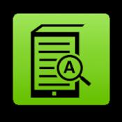 Androidアプリ「虫メガネ」のアイコン