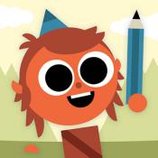 Androidアプリ「アーティーの魔法の鉛筆」のアイコン