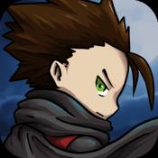 Androidアプリ「ドラゴン忍者ラッシュ」のアイコン