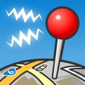 Androidアプリ「ロケアラーム」のアイコン