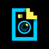 Androidアプリ「GIPHY CAM - The GIF Camera & GIF Maker」のアイコン