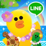 Androidアプリ「LINE POPショコラ-パティシエブラウンと一緒にポップでかわいいスイーツパズル」のアイコン