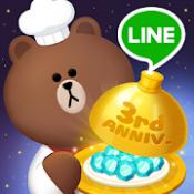 Androidアプリ「LINE POPショコラ」のアイコン