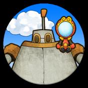 Androidアプリ「ルナたん ~巨人ルナと地底探検~」のアイコン