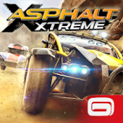 Androidアプリ「アスファルト:Xtreme-Rally Racing-」のアイコン