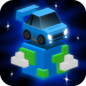 Androidアプリ「Cubed Rally World」のアイコン