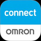 Androidアプリ「OMRON connect-血圧、体重、活動量などの健康データを簡単に記録できるヘルスケアアプリ」のアイコン