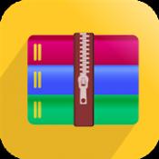 Androidアプリ「Unzip & Zip」のアイコン