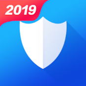 Androidアプリ「Virus Cleaner 2020 - Antivirus, Cleaner & Booster」のアイコン