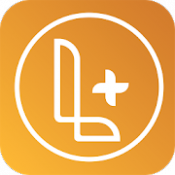 Androidアプリ「Logo Maker Plus - Graphic Design & Logo Creator」のアイコン