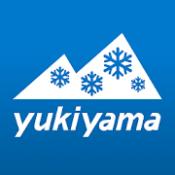 Androidアプリ「yukiyama」のアイコン