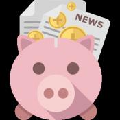Androidアプリ「glean-稼げるニュースリーダー」のアイコン
