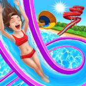 Androidアプリ「Uphill Rush Water Park Racing」のアイコン