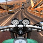 Androidアプリ「モトライダーGO!ハイウェイレーシング」のアイコン