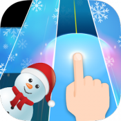 Androidアプリ「Magic Piano: Christmas Tiles 2」のアイコン