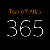 Androidアプリ「Tear off Atlas」のアイコン