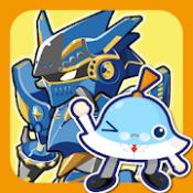 Androidアプリ「メカクリエイター 想像力を育む作って遊べる子供向けのアプリ」のアイコン