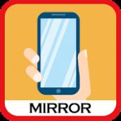 Androidアプリ「【鏡アプリ無料】人氣のかがみ&超便利ミラー」のアイコン