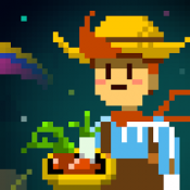Androidアプリ「SPACE FARMER TOM ~火星移住プロジェクト~」のアイコン