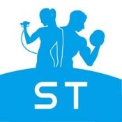 Androidアプリ「スポトレ ~プロのトレーニング管理を全ての人に~」のアイコン