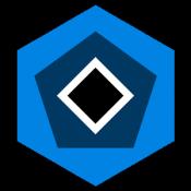 Androidアプリ「Polywarp」のアイコン