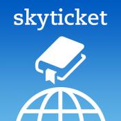 Androidアプリ「skyticket 観光ガイド 国内・海外旅行ガイド」のアイコン