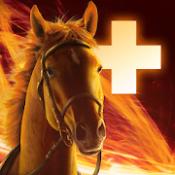 Androidアプリ「StarHorsePocket+ –競馬ゲーム–」のアイコン