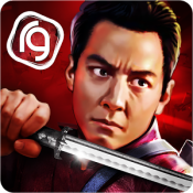 Androidアプリ「Into the Badlands Blade Battle」のアイコン