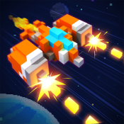 Androidアプリ「Pixel Craft - Space Shooter」のアイコン