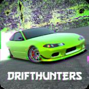 Androidアプリ「Drift Hunters」のアイコン