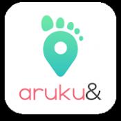 Androidアプリ「歩数計アプリ-あるくと 応募で楽しくダイエット」のアイコン