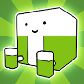 Androidアプリ「消しゴムパーティ」のアイコン