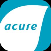 Androidアプリ「acure pass - エキナカ自販機アプリ」のアイコン