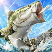 Androidアプリ「バスフィッシング3DⅡ」のアイコン