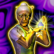 Androidアプリ「脱出ゲーム ババアの不思議なお薬」のアイコン