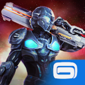 Androidアプリ「N.O.V.A. Legacy」のアイコン