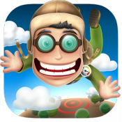 Androidアプリ「Jumping Jack's Skydive」のアイコン