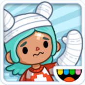 Androidアプリ「Toca Life: Hospital」のアイコン