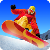 Androidアプリ「Snowboard Master 3D」のアイコン