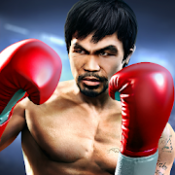 Androidアプリ「Real Boxing Manny Pacquiao」のアイコン