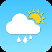 Androidアプリ「天気 予報」のアイコン