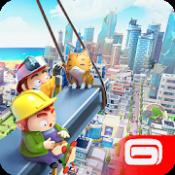 Androidアプリ「City Mania~ゆかいな仲間と街づくり~」のアイコン