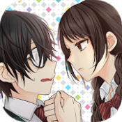 Androidアプリ「地味なカレと私の事情 ~青春*恋愛*イケメン育成ゲーム~」のアイコン