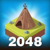 Androidアプリ「エイジオブ2048:都市文明建設パズルゲーム(Age of 2048™)」のアイコン